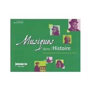 Raymond MESPLE - Musiques dans l'histoire - Livre - di-arezzo.fr