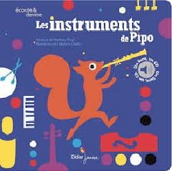 Yves PRUAL - Les instruments de Pipo - Livre - di-arezzo.fr