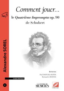 Le Quatrième Impromptu op. 90 de Schubert laflutedepan