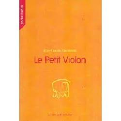 Le petit violon GRUMBERG Livre Contes musicaux - laflutedepan
