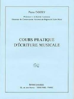Cours pratique d'écriture musicale - Pierre DOURY - laflutedepan.com