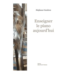 Stéphane GENDRON - Teach the piano today - Book - di-arezzo.co.uk