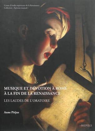 Musique et dévotion à Rome à la fin de la Renaissance - laflutedepan.com