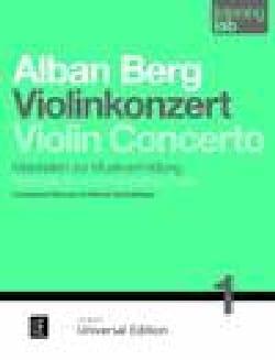 Alban Berg Violin Concerto - Constanze WIMMER - laflutedepan.com
