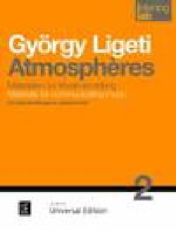 Gyorgy Ligeti Atmospheres Veronika GROSSBERGER Livre laflutedepan
