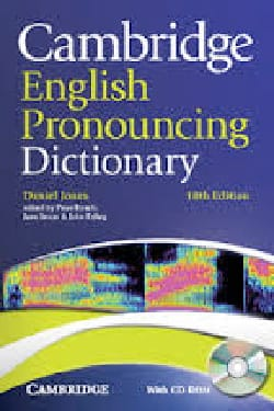 Cambridge English Pronouncing Dictionary - laflutedepan.com