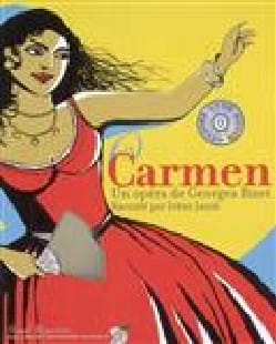 Georges BIZET - Carmen - Book - di-arezzo.co.uk