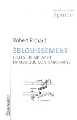 Éblouissement : Gilles Tremblay et la musique contemporaine - laflutedepan.com