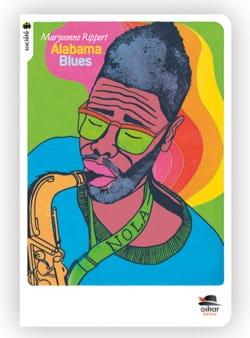 Alabama blues - Maryvonne RIPPERT - Livre - laflutedepan.com
