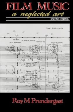 Roy PRENDERGAST - Filmmusik: eine vernachlässigte Kunst - Noten - di-arezzo.de