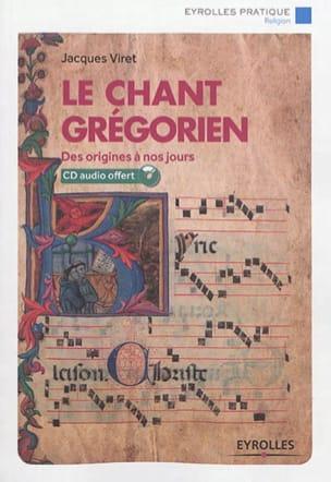 Jacques VIRET - Le chant grégorien - Partition - di-arezzo.fr