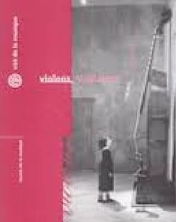 Violons, Vuillaume - Jeanne dir. VILLENEUVE - Livre - laflutedepan.com