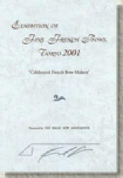 Fine French bows - Paul CHILDS - Livre - laflutedepan.com