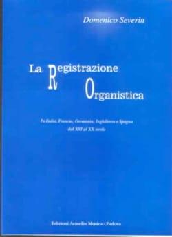 La Registrazione Organistica - Domenico SEVERIN - laflutedepan.com