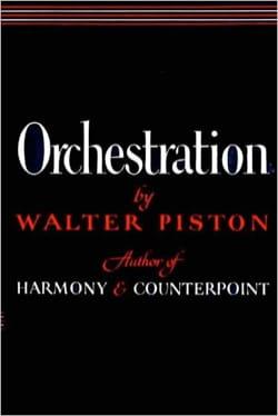 Orchestration - Walter PISTON - Livre - laflutedepan.com