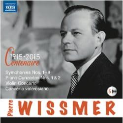1915-2015 Centenaire Pierre WISSMER Livre Les Hommes - laflutedepan
