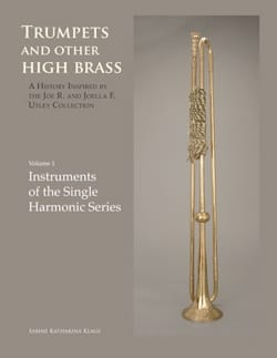 Trumpets and other high brass, volume 1 Sabine KLAUS laflutedepan