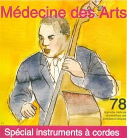 Médecine des Arts, n°78 Revue Livre Les Instruments - laflutedepan