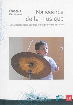 Naissance de la Musique François DELALANDE Livre laflutedepan