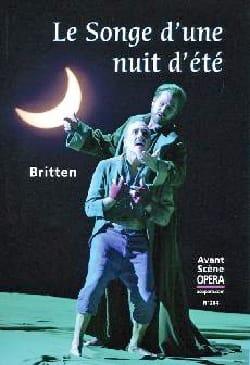 Avant Scène Opera n°284 : Le Songe d'une nuit d'été laflutedepan