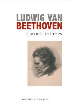 Carnets intimes - BEETHOVEN Ludvig Van - Livre - laflutedepan.com