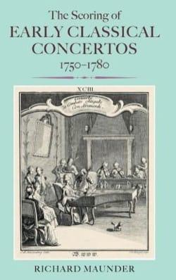 The scoring of early classical concertos 1750-1780 laflutedepan