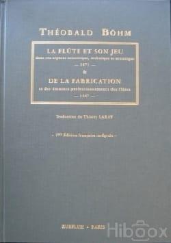 La flûte et son jeu & de la fabrication - laflutedepan.com