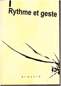 Rythme et Geste PACZYNSKI Stanislas Georges Livre laflutedepan