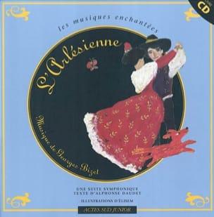 L'Arlésienne - Georges BIZET - Livre - laflutedepan.com