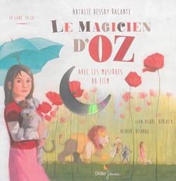 KERLOCH Jean-Pierre - Le magicien d'Oz, raconté par Nathalie Dessay - Livre - di-arezzo.fr
