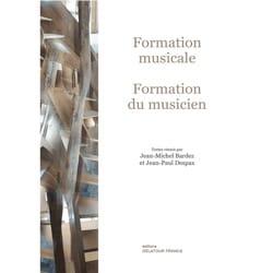 Formation musicale / Formation du musicien BARDEZ Livre laflutedepan