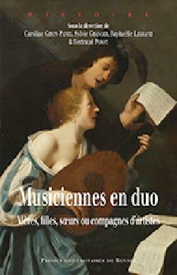 Musiciennes en duo : mères, filles, soeurs ou compagnes d'artistes laflutedepan