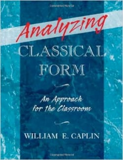 William CAPLIN - Analyzing Classical Form - Livre - di-arezzo.fr