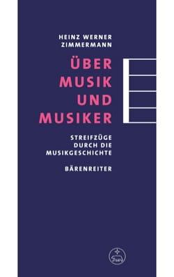 Über Musik und Musiker - Bernd Alois ZIMMERMANN - laflutedepan.com