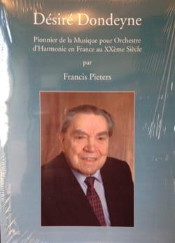 Désiré Dondeyne: Pionnier de la musique pour orchestre d'harmonie en France - laflutedepan.com