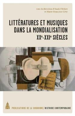 Littératures et Musiques dans la mondialisation XXe-XXIe siècles - laflutedepan.com