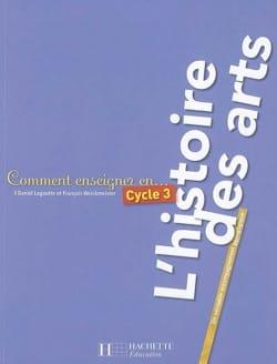 Comment enseigner en cycle 3 l'histoire des arts - laflutedepan.com
