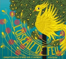 L'Oiseau de feu - Charlotte GASTAUD - Livre - laflutedepan.com