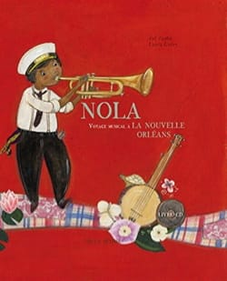 Zaf ZAPHA - Nola : voyage musical à La Nouvelle Orléans - Livre - di-arezzo.fr
