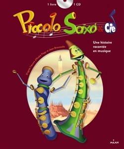 Juliette SALES - Piccolo, Saxo and Co.: A story told in music - Book - di-arezzo.co.uk