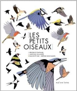 Les petits oiseaux Béatrice FONTANEL Livre laflutedepan