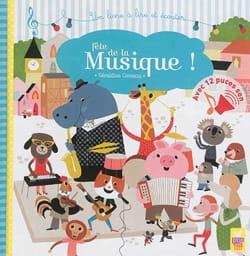 Géraldine COSNEAU - Fête de la musique ! - Livre - di-arezzo.fr