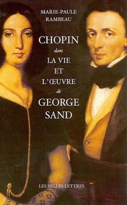 Chopin dans la vie et l'oeuvre de George Sand - laflutedepan.com