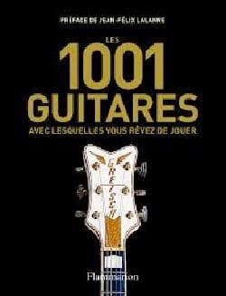Les 1001 guitares avec lesquelles vous rêvez de jouer laflutedepan