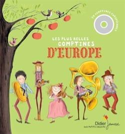 coll. - Les plus belles comptines d'Europe - Livre - di-arezzo.fr