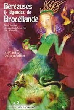 Berceuses et légendes de Brocéliande - laflutedepan.com