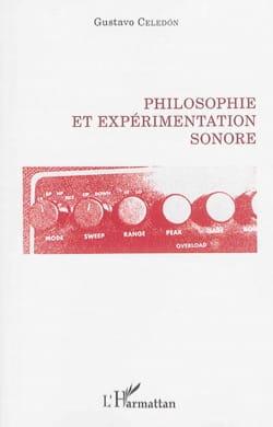 Philosophie et expérimentation sonore Gustavo CELEDON laflutedepan