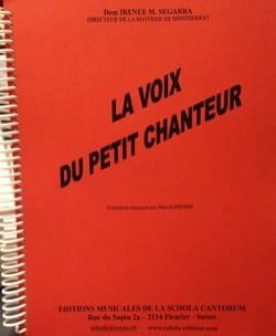 SEGARRA Dom Irenee - La voix du petit chanteur - Livre - di-arezzo.fr