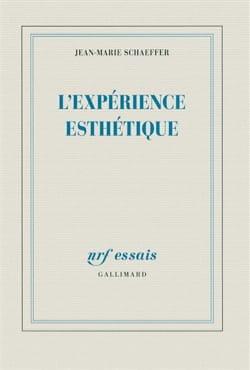 L'expérience esthétique Jean-Marie SCHAEFFER Livre laflutedepan