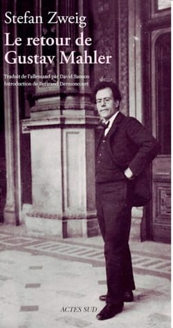 Le retour de Gustav Mahler - Stefan ZWEIG - Livre - laflutedepan.com